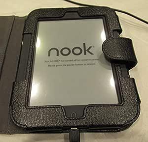 Barnes & Noble Nook lectore de e-book Pantalla táctil Wifi Negro ...