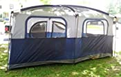 Customer image & Amazon.com : Coleman Hampton Family Cabin Tent (9-Person) : Sports ...