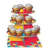 Sugar Buzz Tiered Cupcake Stand 8 Ct
