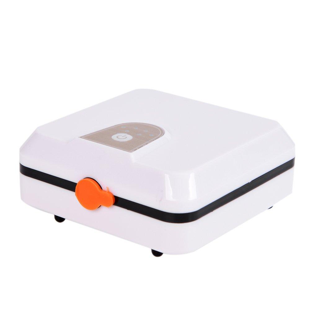 Lixada Outdoor Portable USB Rechargeable Aquarium Oxygenator Air Pump Silent USB Fish Tank Oxygen Air Pump