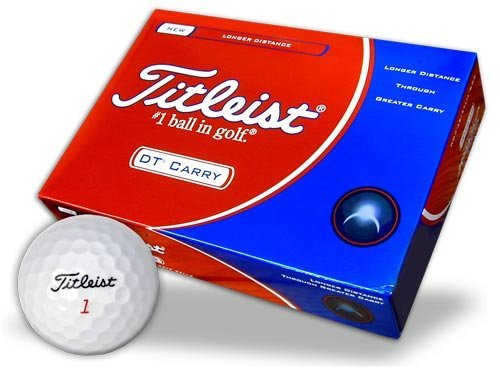 Titleist DT SoLo Golf Balls (One Dozen), Outdoor Stuffs
