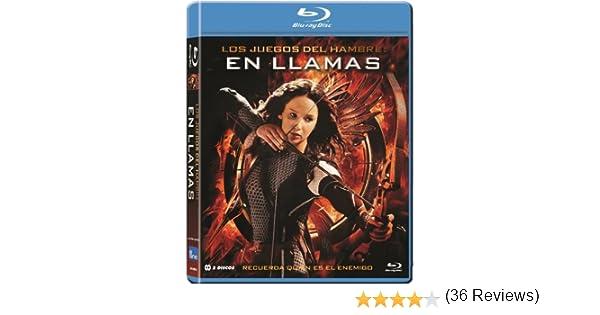 Los Juegos Del Hambre: En Llamas [Blu-ray]: Amazon.es ...