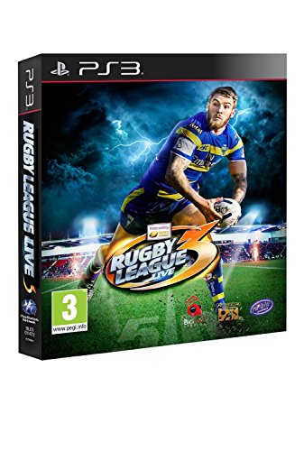 (PS3) (UK IMPORT) (Rugby League)