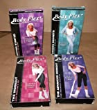 Body Flex Greer Childers Getting Started & Workout & Advanced Workout & Faster Results VHS Set