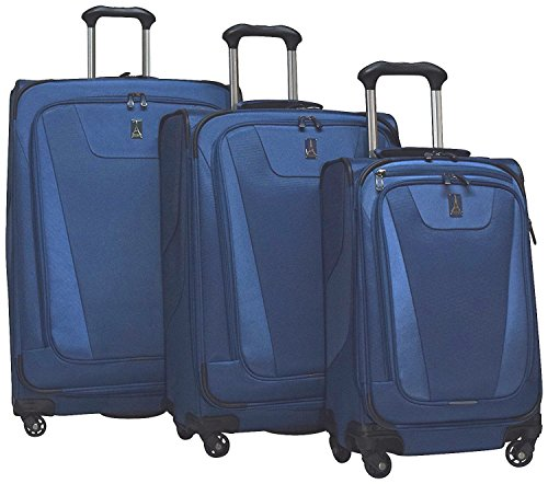 Set Luggage Piece Wheeled 3 (Travelpro Maxlite 4 3 Piece Set: Expandable 29