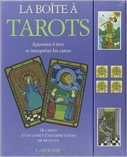 Amazon.fr - Coffret la Boite à Tarots - avec un jeu de tarots divinatoires  - Collectif - Livres ba5aa32ce96c