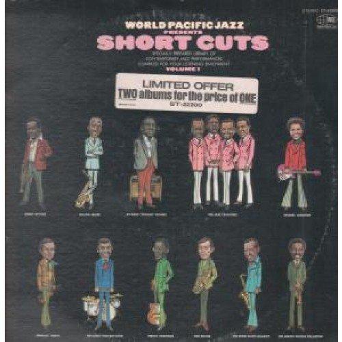 Price comparison product image World Pacific Jazz Presents Short Cuts, Vol. 1
