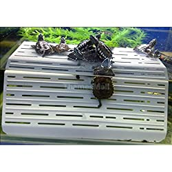 Animal Turtle Pier Basking Platform Dock for Aquarium Fish Tank