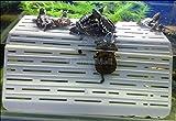Animal Turtle Pier Basking Platform Dock for Aquarium Fish Tank