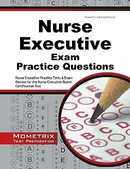 Nurse Executive Practice Questions Second ebook product image