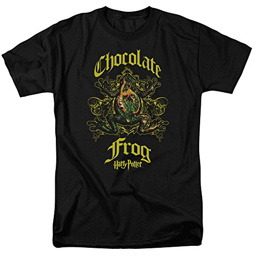 Harry Potter- Chocolate Frog Crest T-Shirt Size XL