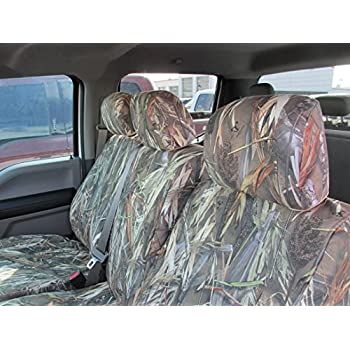 Amazon Com Durafit Seat Covers F509 Seat Covers Drt Camo Velour For