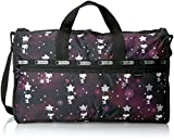 LeSportsac Women's Peanuts X Large Weekender, Snoopy in the Stars