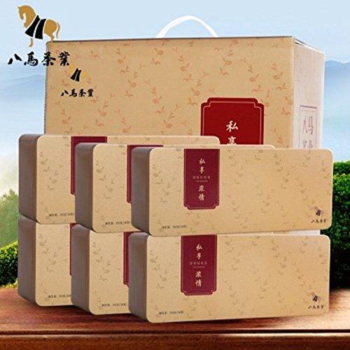 Chinese Oolong Tea AnXi Tieguanyin Tea 252g6 Bama tea 八马茶叶安溪铁观音 by Yichang Yaxian Food LTD.