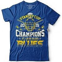 St-Louis Champions Cup 2019 Winner HockeyJersey Tshirt Customized T-Shirt Hoodie/Long Sleeve/Tank Top/Sweatshirt