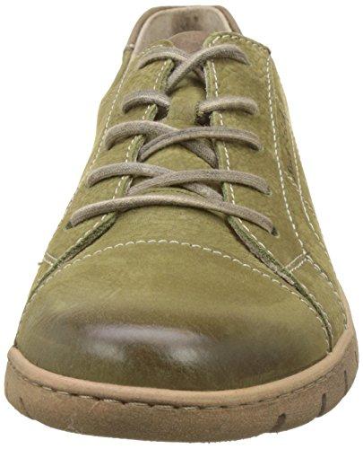 Josef Seibel Damen Steffi 41 Stiefel Green (Olive Combi)