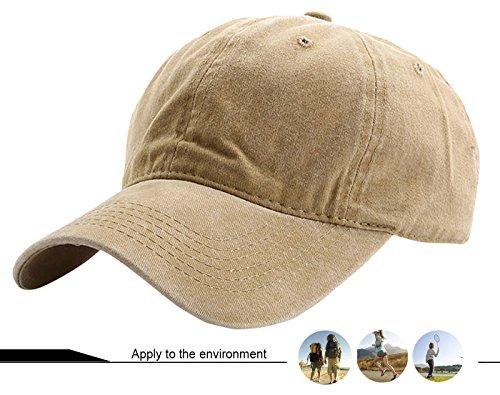 Cap Ajustable Caqui Visera Sol para Old Protección con AIEOE School del Sombrero Béisbol Hombre Transpirable Mujer ZEnxI8x4wF