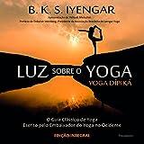 capa de Luz Sobre o Yoga