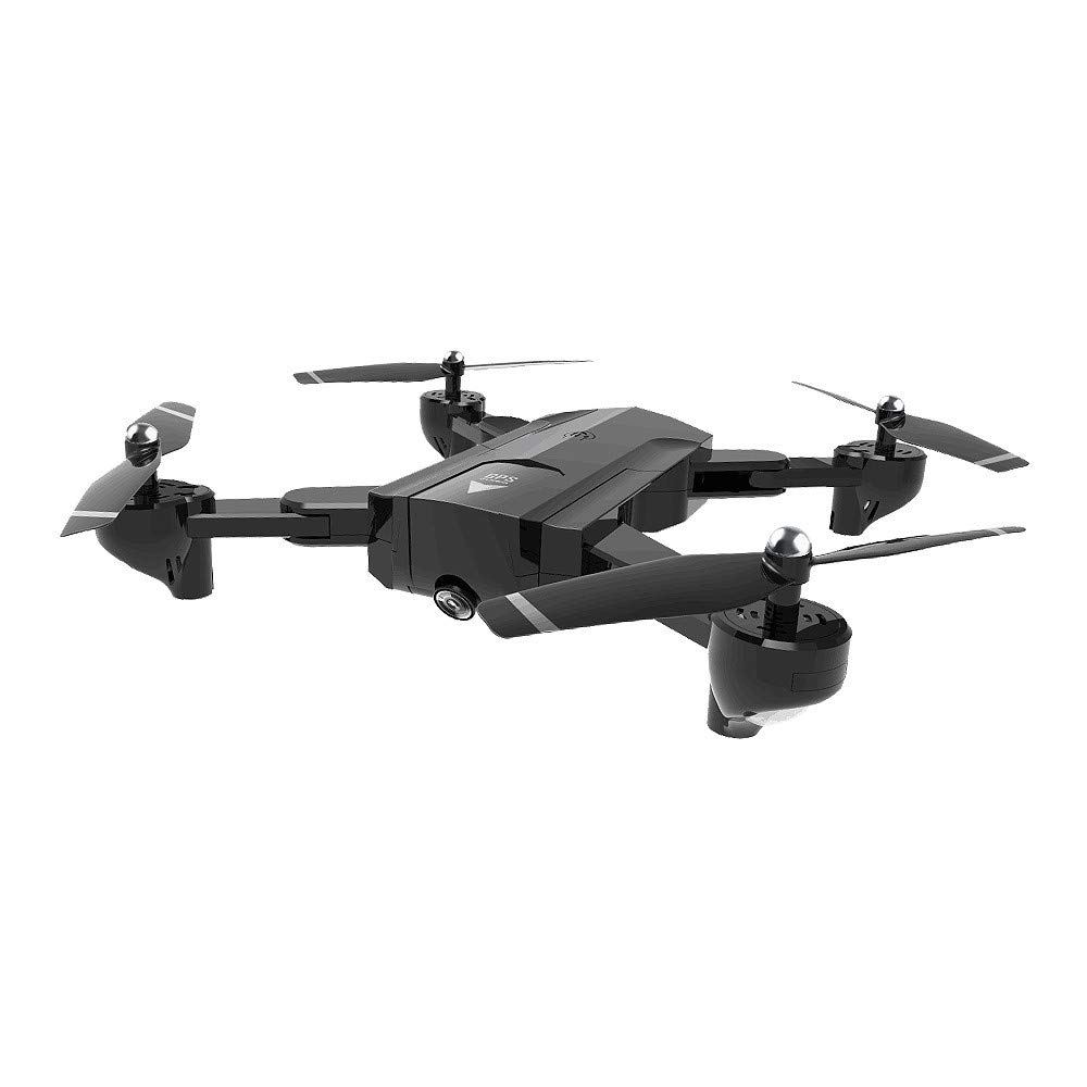 Bovake Drohne SG900 RC Foldable Quadcopter 2.4GHz Full 720P HD Camera Wifi FPV GPS Fixed Point Drone