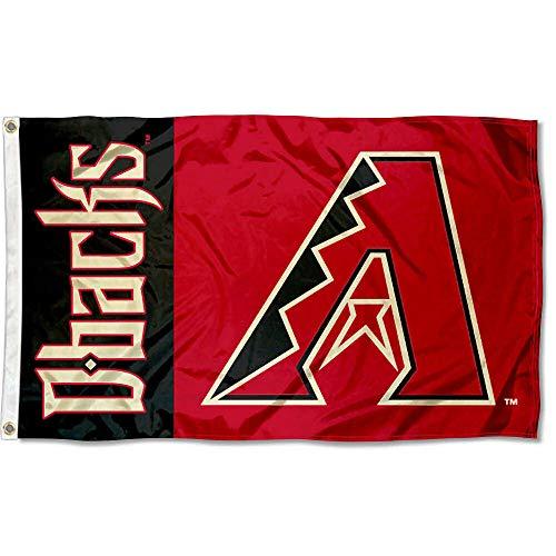 Wincraft Arizona Diamondbacks Flag 3x5 MLB Banner Arizona Diamondbacks Banner Flag
