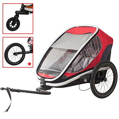 Trailer Pram Bike - 1