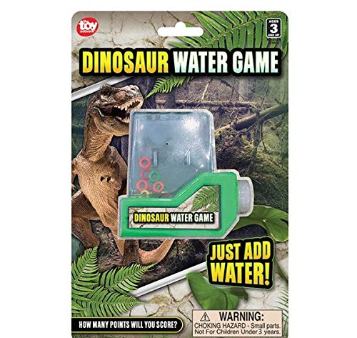 DollarItemDirect 2.75'' Dinosaur Water Game, Case of 288