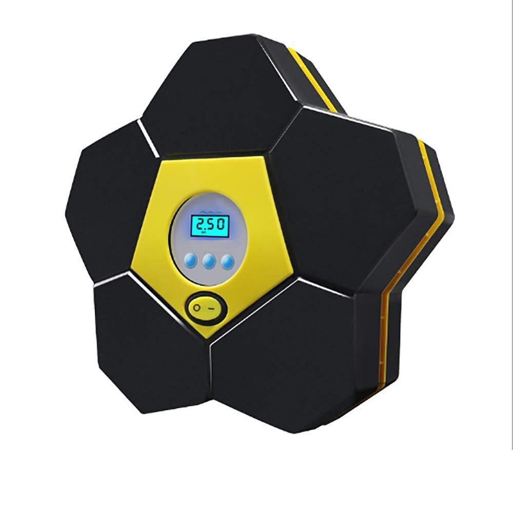 XPZ00 Auto-Luftpumpe tragbare 12v-Digitalanzeige-elektrischer Reifenfüller