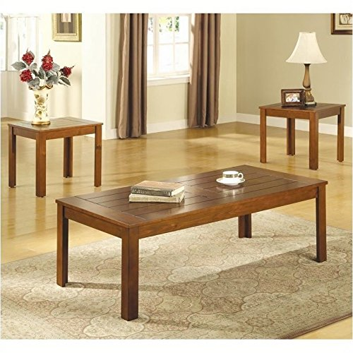 coaster-casual-3-piece-occasional-table-set-with-pine-veneers