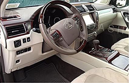 Lexus Gx 460 >> Amazon Com Lexus Gx460 Gx 460 Interior Burl Wood Dash Trim