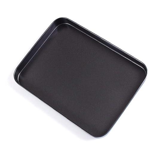MANTIAN 1pc Rectangular no-Stick Pan Pastel Pan Horno Bandeja de ...