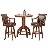Hillsdale Furniture Palm Springs 3pc Pub Set