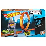 Hot Wheels City Stunt & Loop Trackset