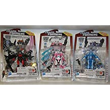 Transformers Generations Deluxe Class Arcee, Chromia & Windblade Set