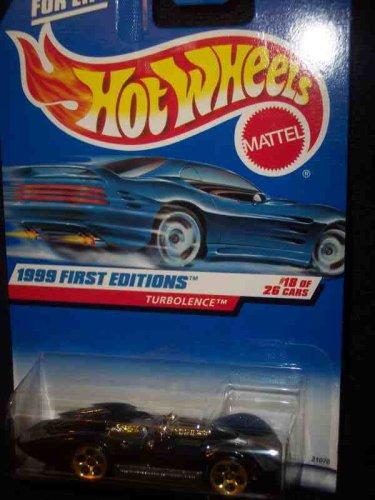 1999 First Editions -#18 Turbolence Gold Motor #923 ()