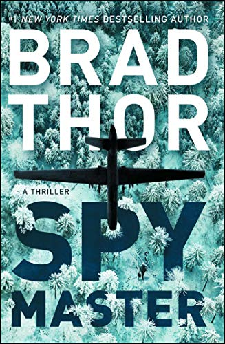 Best spymaster brad thor paperback