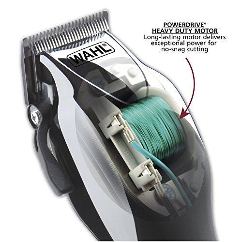 Wahl Chrome Pro 24 pc Haircut Kit #79524-2501