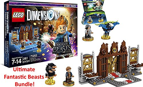 Ultimate Fantastic Beasts Bundle Dimensions Amazing