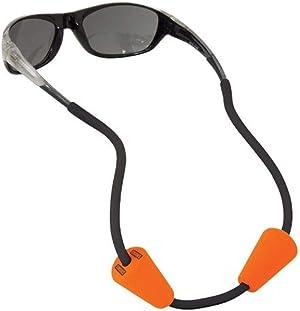 Chums Floating Halfpipe Eyewear Retainer, Black, One Size