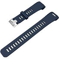 Longtis Pulsera con correa de repuesto Watch Band para Garmin Vivosmart HR
