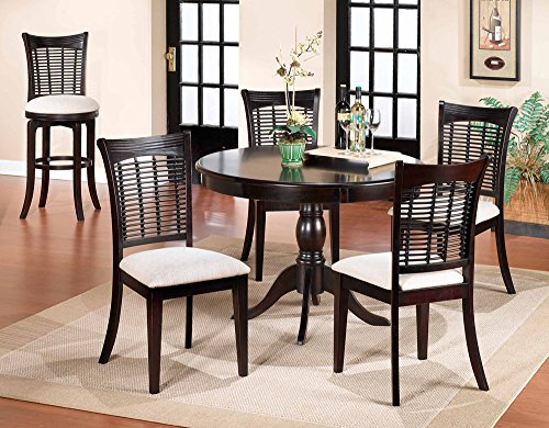 Hillsdale Bayberry 5-Piece Round Dining Set