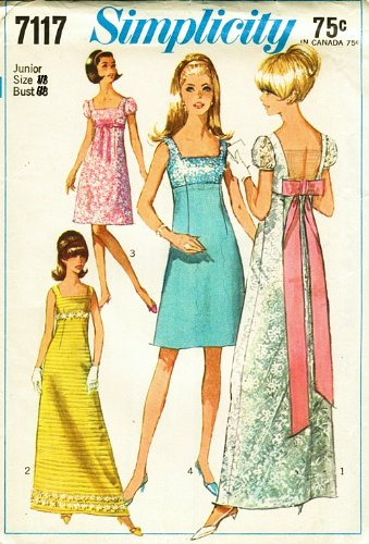 1960s Evening Wear - 3