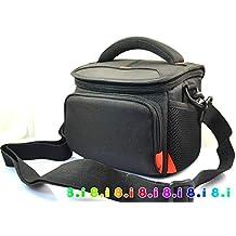 FidgetFidget Camera Case Bag for Fujifilm FinePix S9750 S9850 S9950 S9900/S9800/S8600/S9400