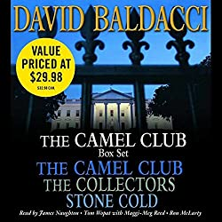 The Camel Club Audio Box Set
