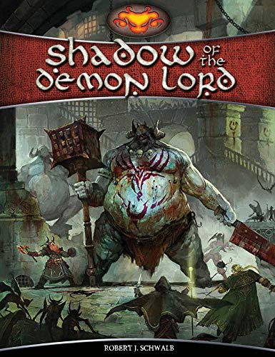 Shadow of the Demon Lord Softcover (SDL1000S)]()