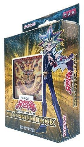(Yu-Gi-Oh! Konami Yugioh Card Structure Deck OCG 40 Cards MILLENNIUM DECK Korea Version)
