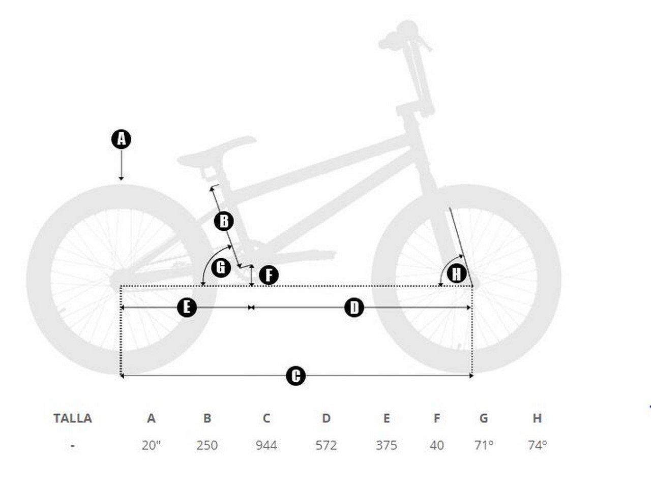 Monty 139 Bicicleta BMX, Unisex Adulto, Rosa, Única: Amazon.es: Deportes y aire libre