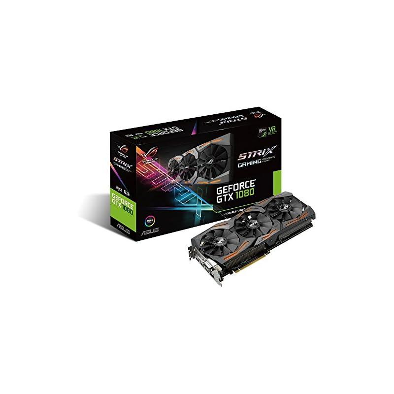 ASUS GeForce GTX 1080 8GB ROG Strix Grap