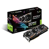 PC Hardware : ASUS GeForce GTX 1080 8GB ROG STRIX Graphics Card (STRIX-GTX1080-A8G-GAMING)
