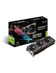 ASUS GeForce GTX 1080 8GB ROG STRIX Graphics Card (STRIX-GTX1...
