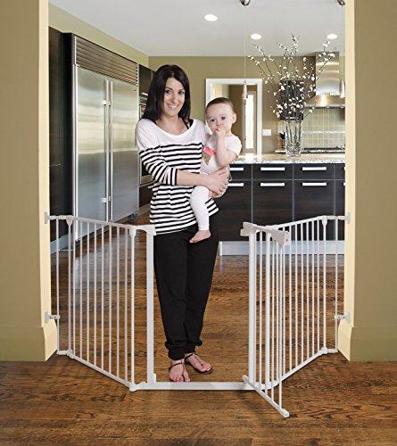 Dreambaby Newport Adapta Gate (White) by Dreambaby (Image #6)